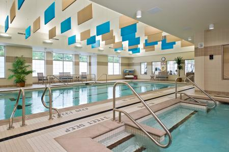 Slingerlands Indoor Pool